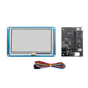 "Full Colour Touch Screen 4.3"" & PanelDue Controller for 3D CNC Machine Printer"