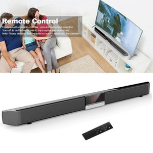 Wireless Bluetooth Speaker Soundbox Soundbar Subwoofer Sound Box Stereo Music Speakers Loundspeakers portatile per Home TV con il contro a distanza