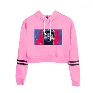 Mens Designer Hoodies Long Sleeve Couple Clothing Famous Rapper Nipsey Hussle Print Fashion Womens Short Hoodies