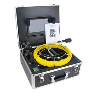 F9PD-2C HD 1080p의 42mm 파이프 파이프 라인 검사 카메라 배수 하수 산업용 내시경 비디오 녹화 DVR 뱀 내시경 캠