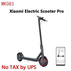 EU-GB-Lager Elektro-Scooter 250W Folding Kick-Fahrrad-Roller für Erwachsene 36V mit LED-Anzeige High Speed Off Road MK083