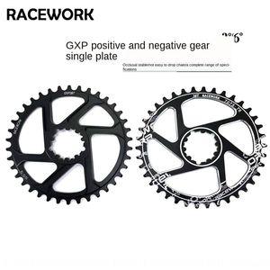 Sr7hU горного велосипеда положительные и отрицательные зубцы одного GXP гор положительный и отрицательные прямо установлен SRAM 32/34 / 36/38 т Однодискового Дис