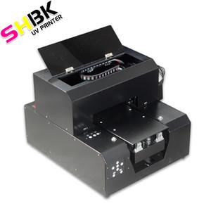 ücretsiz shipping.A4 Boyut Yazıcı Cam Akrilik Seramik Metal Plastik Telefon Kılıfı Baskı Makinesi Cheap için UV Flatbed Yazıcılar