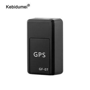 GSM Mini Car LBS Tracker Magnetische Träger-LKW-LBS Locator-Anti-verlorene Aufnahme Echtzeit-Tracking Device Support Voice Control