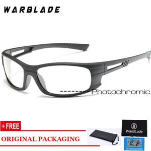 Fotocromáticas gafas de sol polarizadas de los hombres de conducción Día gafas de sol lentes de los vidrios de poder suficiente masculino HD La decoloración de los vidrios Gafas B1060