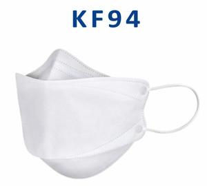 В наличии! Корейская версия маски KF94 для взрослых пыленепроницаемая и дышащая защита KN95 лица маски для лица