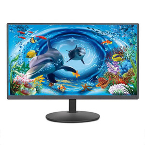 Moniteur d'ordinateur Moniteur HD LCD Screen Screen TV Surveillance de bureau jeu Affichage du panneau plat