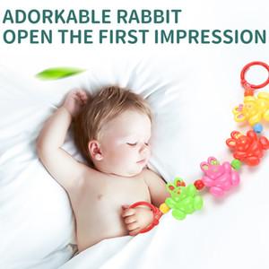 Bebê sinos tocando brinquedos claro e agradável para ouvir a voz doce para acalmar o humor do bebê