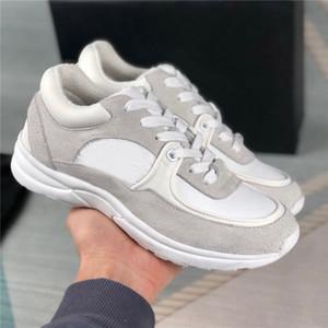 2021 nuovo inverno scarpe casual scarpe Aumento della piattaforma vitello scamosciato delle scarpe da tennis delle donne degli uomini in pelle scamosciata vintage della scarpa da tennis formatori con la scatola