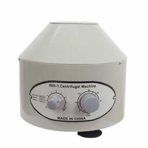 800-1 Electric Low Speed Desktop Electric Medical Lab Centrifuge Laboratory Centrifuge 4000rpm min 6 x 20ml