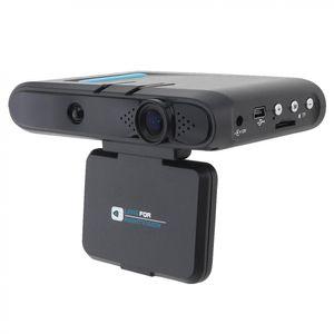 2 in 1 720P dash-recorder automobile electronic dog flow speed meter onboard radar speed meter car DVR