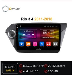 Ownice Android 10.0 360 Panorama Car Radio Player GPS for kia rio 3 4 2011 2020 2020 4G LTE DSP SPDIF navigation