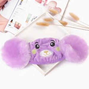 und geben Sie 2020 Warm Muster Gray Bear Netter Von 169 Plüsch-Kinder-Maske Dust Cover Rosa Masken Cartoon Ewinexpress Winter a Aqtwo