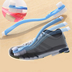New Arrival Sneakers Washing Double Head Long Handle Home Cleaning Shoe Brush Household Cleaner Household Merchandises Gadgets