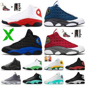 nike air retro jordan 13 13s Jumpman 13 donne del Mens Stock moda x Basketball Shoes 13s Flint 2020 SatinGiordaniaRetro Hyper Reali Starfish Sneaker Sneakers