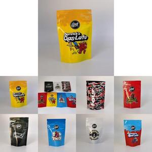 Smell Herb Fourlato Yukmouth Gelato33 Mylar Gasco 2020 Proof Resealable Mylar Bags Child Bag And Gaslato Bag Lato Kooi Dry Proof rfAja