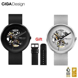 CIGA Design CIGA Watch Mechanical Watch MY Series Automatic Hollow Mechanical Watch Men's FASION Wa-tch from xiaomiyoupin