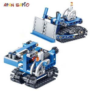 Brick Engineering Compatible Brands Gear Technic For Mechanical City Blocks With Educational Children Figure Building Toys MihUB ly_bags