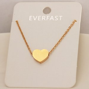 Кулон Ожерелья 1 Сердце ожерелье влюбленные Пара Женские Мужчины Мода Детские Подарочные Украшения