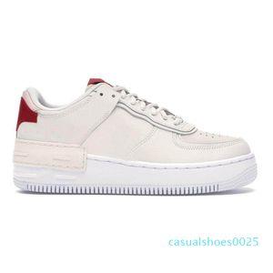 Sapatos casuais Moda reagir homens mulheres Utility 1 Triple branco preto pálida sombra do Marfim Platoform sapato skate Tênis traniers 36-45 25c