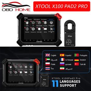 XTOOL x100pro2 x100 x100 pad pad2 pro PAD2 OBD2 Diagnostic Tool con 4th5th programmatore Immo chiave Tutte le funzioni speciali