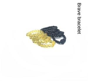 7OOPF Anti-Granato champagne Granato pietra in pietra agata agata braccialetto scarafaggio cerimonia di apertura gioielli come regalo regalo