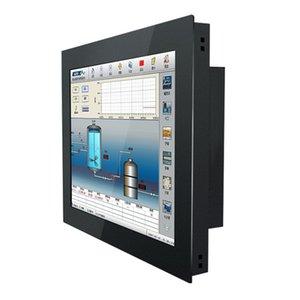مصنع whosale على 12.1 13.3 15.6 15 17 19 بوصة PC الصناعي شاشة تعمل باللمس شاشة الكريستال السائل