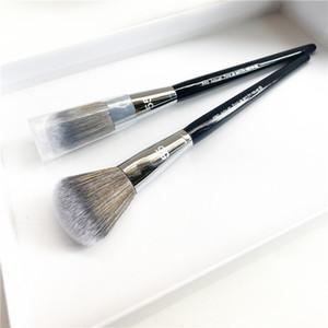 Pro Airbrush # 55 Foundation Makeup Brush Burcy Powder / Bronzer Foundation أداة مستحضرات التجميل الاجتياح