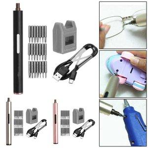Portáteis furadeira elétrica Lapping máquina Power Tools Preto Prático Screw elétrica driver furador Polimento