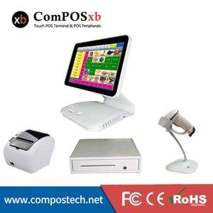 Ücretsiz nakliye Son Model Point'in os Satış sistemi 15.6inch Kapasitif Dokunmatik Ekran All In One PC