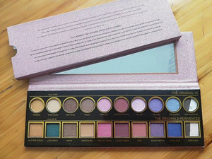 Dropshipping New Brand beauty circa 1988 eye shadow 20 colors Eyeshadow palette the original 10 faced makeup palatte