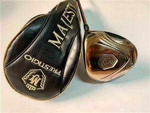 Maruman Majesty Vanquish-vr Driver Maruman Majesty Golf Driver Maruman Golf Clubs 10,5 Grad R / S Flex Graphitwelle mit Kopfbedeckung