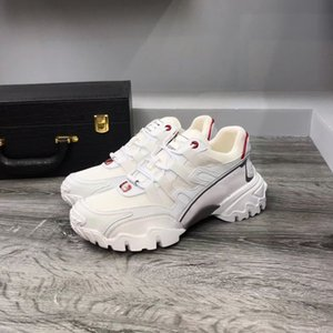 Valentino BU 2020 scarpe da ginnastica nuove coppie di modo uomini e donne scarpe casual scarpe da ginnastica di spessore inferiore mimetica MJKL03