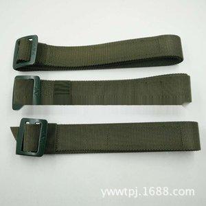 16-Stil gewebt innere Leinwand Trainingskleidung olivgrün taktischer Inner Belt Training Nylon Leinwand Gürtel YLdaT