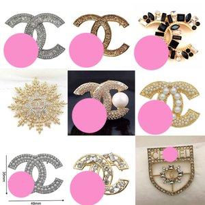 Zero Profit miglior designer di qualità Spille Fashion Europe fibbia in oro Pin Spille donne degli uomini di lusso spilla gioiello Abbigliamento