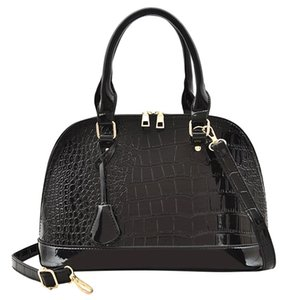 Femme Mode d'embrayage New épaule Sac Vintage pour femmes décontractées Sac commercial fourre-tout Crossbody