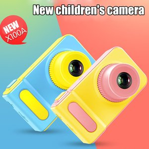 "JOZUZE Kids Camera 2"" inch Screen Children Digital Camera Gift For Kids Boys Girls HD Video Camcorder Toy Gift"