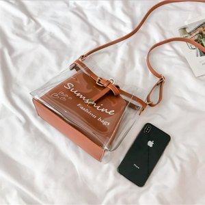 Handbag Stock New PVC Local 2 Purse Fashion Messenger Cross Body Women Ladies Bag Shoulder Bag Hobo Pcs Leather Gpmiu