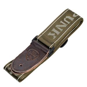 Waterproof Canvas Guitar Shoulder Strap Belt for Guitar Bass Mandolin Banjo Ukulele Parts