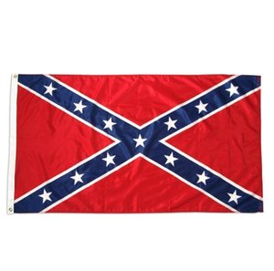 To Cm Factory Rebel 90x150 Ft Civil Wholesale 3x5 Gd293 Flag Dixie Direct Ready War Battle Us Confederate Ship lucky2005 vBUdS