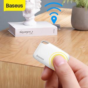 Baseus Wireless Смарт Tracker Anti-потерянный сигнал тревоги Tracker Key Finder для детей сумка кошелек Finder APP GPS Запись анти потерянный сигнал тревоги Тэг