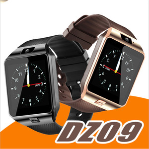 DZ09 intelligente Orologio Bluetooth Anti-perso orologi da polso per iPhone Samsung Android HTC Sony Nokia Wearable intelligente Orologi