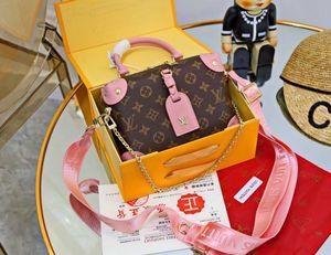 di alta qualità, sacchetto delle donne del progettista delle donne borsa catena cross-body marca Spalla di alta qualità Fashion Bag