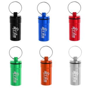 6 Pieces Portable Flight Saver Protector Soft Tip Accessory Storage Box