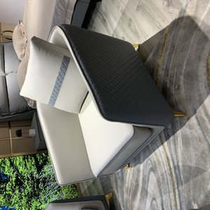 Senyuan furniture, custom-made modern luxury sofa, leather sofa, single seat + double seat + three person seat