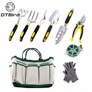 Outils de jardin Set multifonctions Oxford Sac à outils de jardin Pelleteuses Sécateur Bandages Travail à l'extérieur Outils de jardinage outils à main 5lRl n