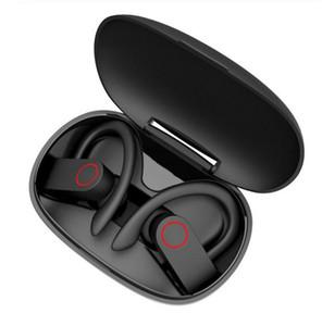A9S TWS بلوتوث سماعات لاسلكية سماعات الأذن صحيح 8 ساعات الموسيقى بلوتوث 5.0 سماعة لاسلكية للماء سماعة الرياضة