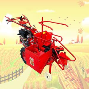 2020 ce Yüksek kaliteli küçük mısır hasat ve Çin üreticinin mini mısır kombine hasat