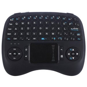 2017 Updated Version Ipazzport Mini Wireless Gaming Keyboard With Backlit And Touchpad For Android Tv Box Htpc Kp -810 -21tl Free Dhl Shippi