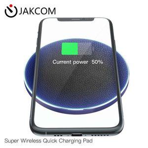 JAKCOM QW3 Super-G Wireless Schnelllade Pad Neues Handy-Ladegeräte als Peddigrohrgewebe wiederaufladbare Lüfter Licht cargador